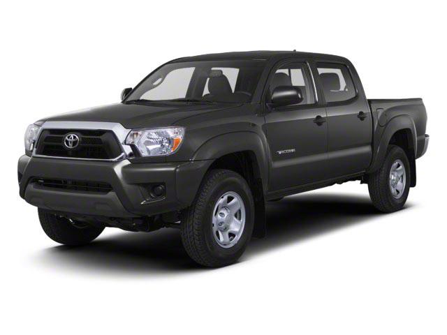 2013 Toyota Tacoma 4WD Double Cab V6 AT (Natl) [0]