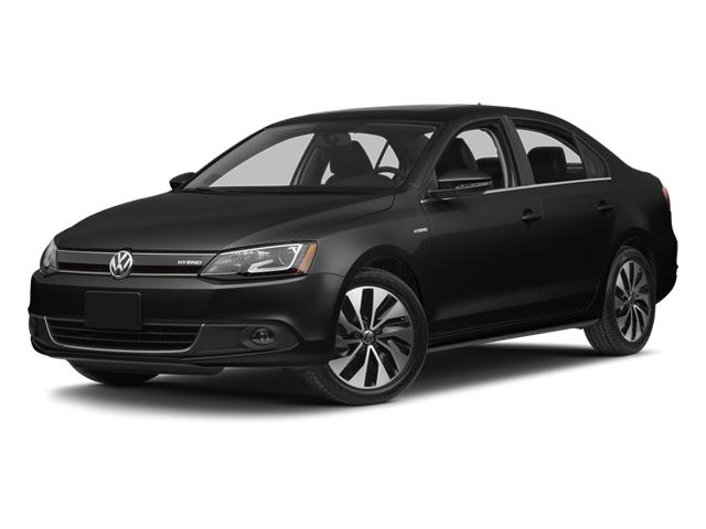 2013 Volkswagen Jetta Sedan Hybrid SE [1]