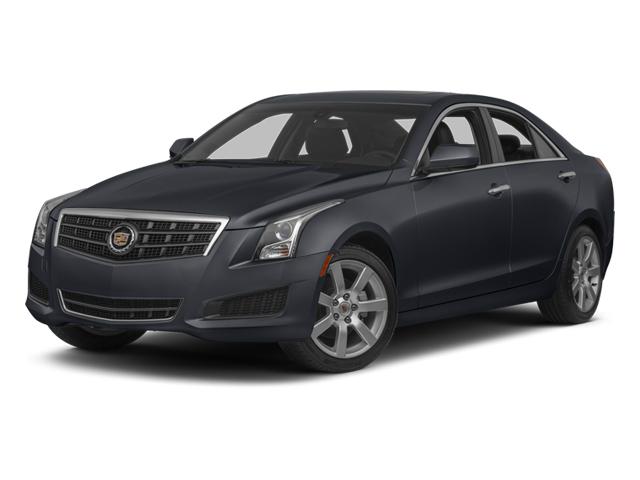 2014 Cadillac Ats Standard RWD [1]