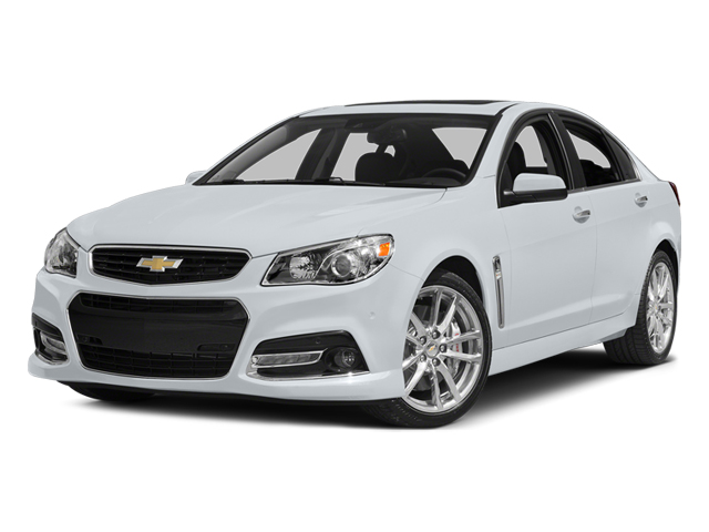 2014 Chevrolet SS 4dr Sdn for sale in Saint Charles, IL