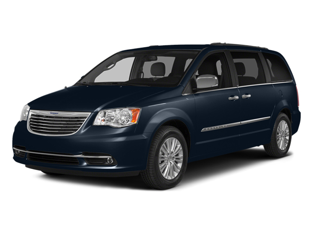 2014 Chrysler Town & Country Touring [1]