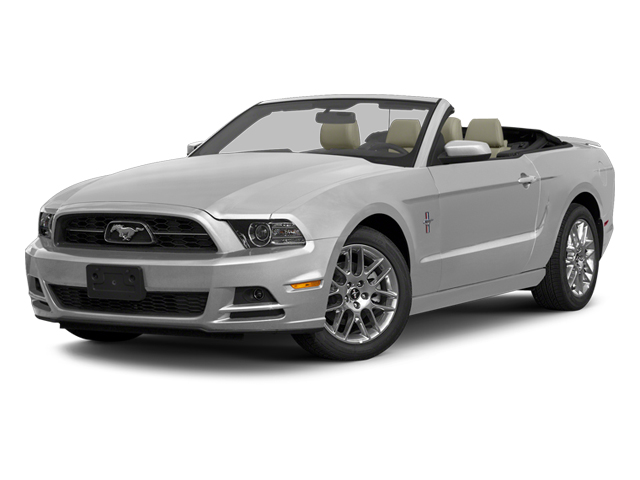 2014 Ford Mustang V6 Convertible  NC