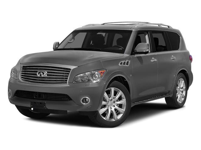 2014 INFINITI QX80 4WD 4dr for sale in Denver, CO