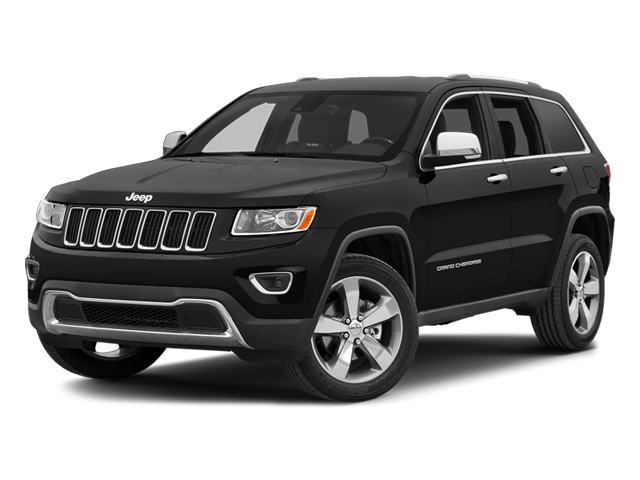 2014 Jeep Grand Cherokee Limited [6]