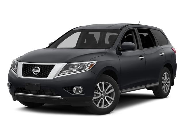 2014 Nissan Pathfinder SV [1]