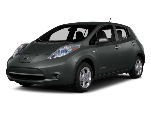 2014 Nissan LEAF SV for sale in Houston, TX