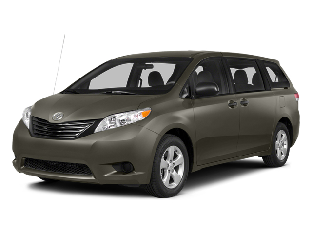 2014 Toyota Sienna LE [0]