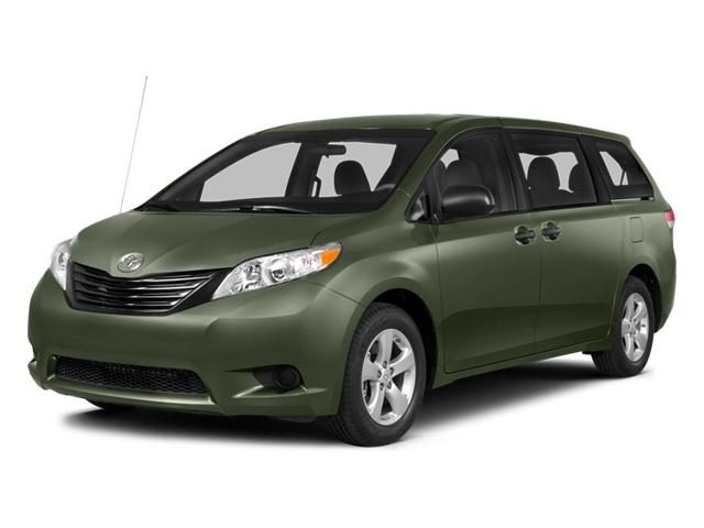2014 Toyota SIENNA XLE 3.5L FWD 8 PSGR FWD 8 PSGR Mini-van, Passenger Slide