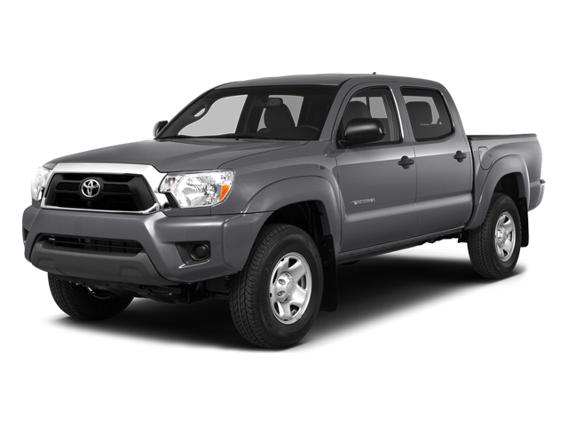 2014 Toyota Tacoma 4WD Double Cab LB V6 AT (Natl) for sale in Bridgeport, CT