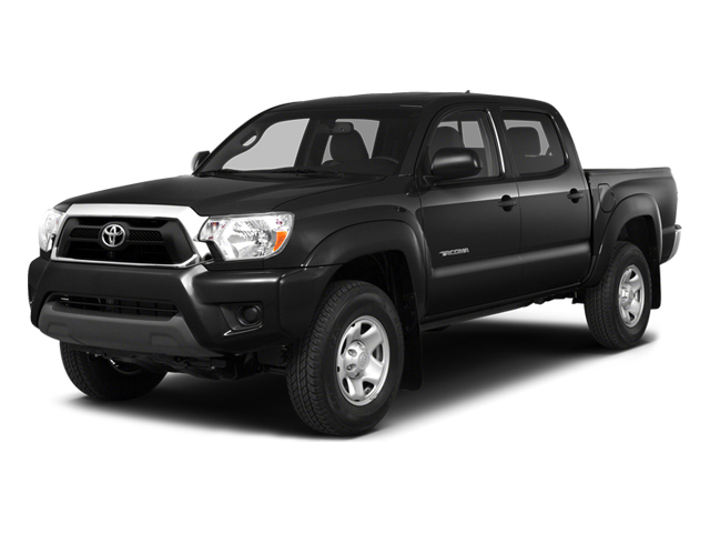 2014 Toyota Tacoma 4WD DOUBLE CAB V6 AT (NATL) Short Bed