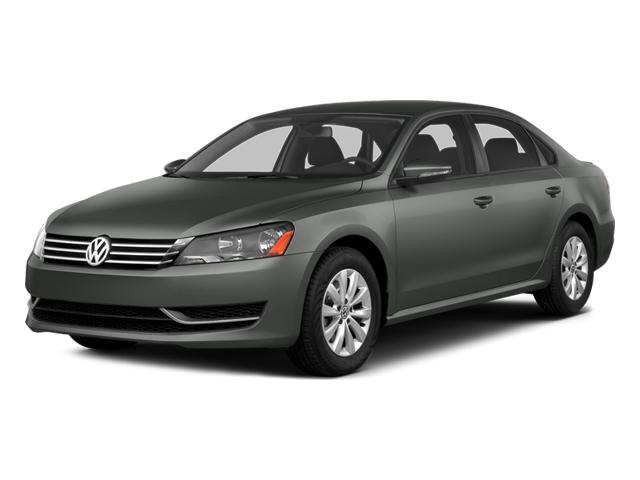 2014 Volkswagen Passat TDI SE w/Sunroof [1]
