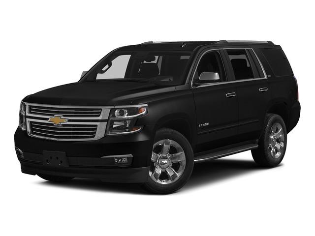 2015 Chevrolet Tahoe LTZ [10]