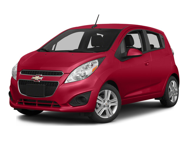 2015 Chevrolet Spark LS [0]