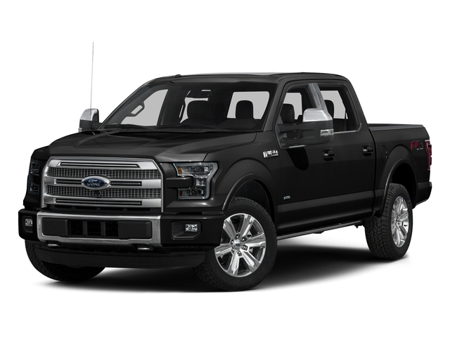 certified 2015 Ford F-150 Platinum