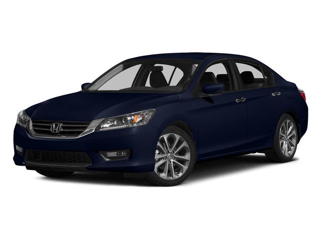 2015 Honda Accord Sedan Sport [2]