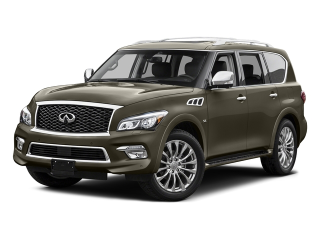 2015 INFINITI QX80 4WD 4dr for sale in Crestwood, IL