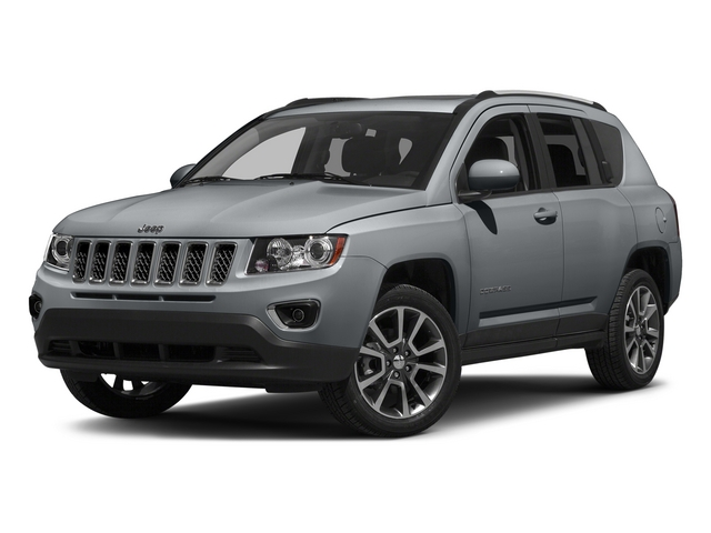 2015 Jeep Compass High Altitude Edition [1]