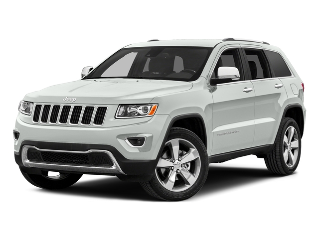 2015 Jeep Grand Cherokee Limited [14]