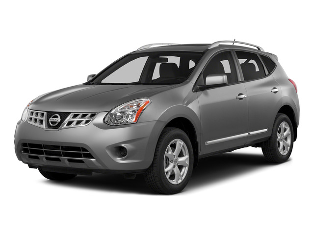 2015 Nissan Rogue Select S [0]