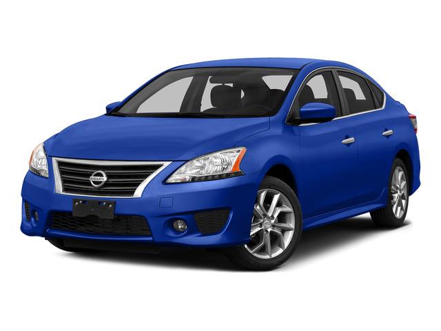 Used 2015 Nissan Sentra SR 4 Door Mid Size Passenger Car