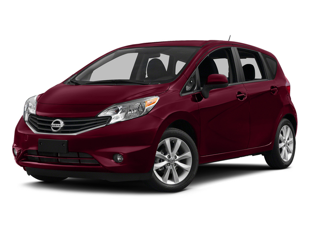 2015 Nissan Versa Note SR [4]