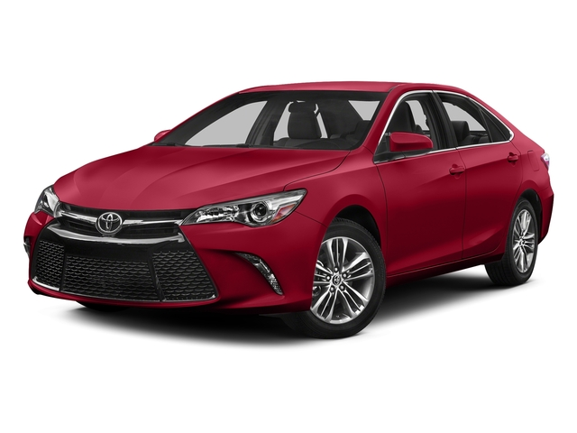 2015 Toyota Camry XLE [1]