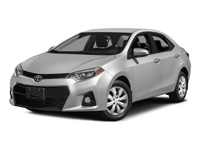 2015 Toyota Corolla S PLUS 4dr Car North Attleboro MA