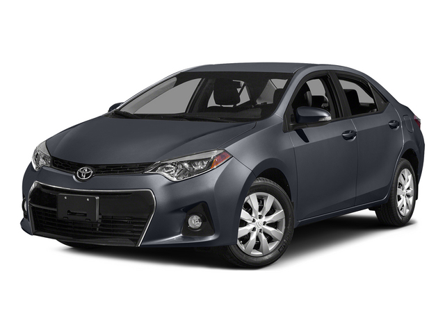 2015 Toyota Corolla S PREMIUM 4dr Car Merriam KS