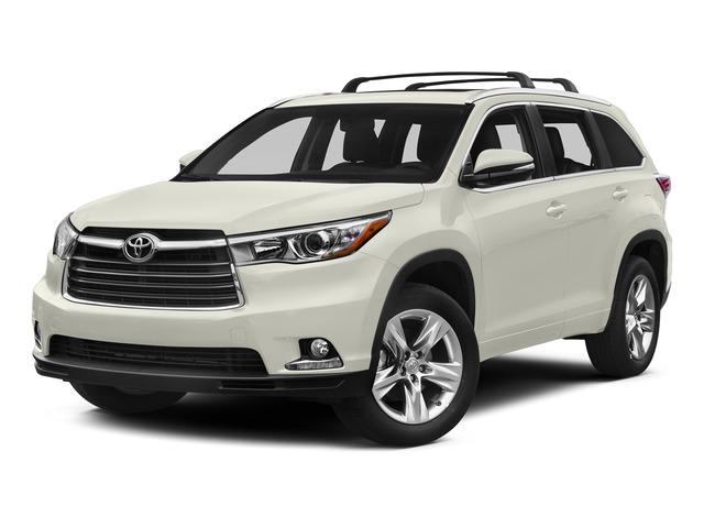 2015 Toyota Highlander XLE [0]