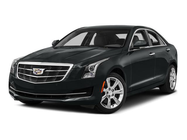 2016 Cadillac Ats Sedan Luxury Collection RWD [12]