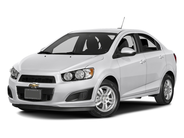 2016 Chevrolet Sonic LT for sale in Frederick, MD