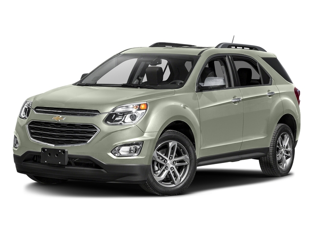 2016 Chevrolet Equinox LTZ for sale in Lima, OH