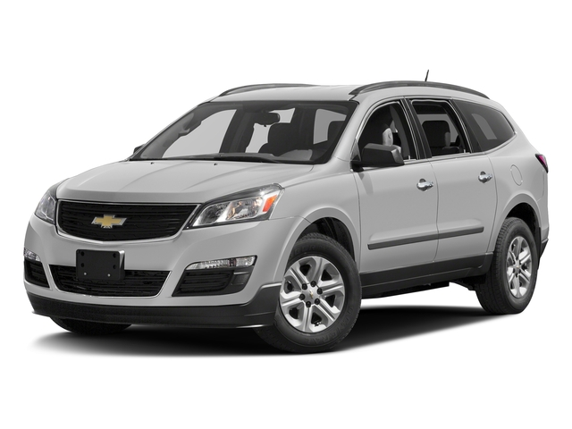 2016 Chevrolet Traverse LS [2]