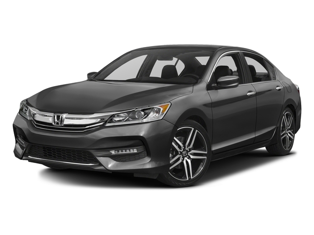 2016 Honda Accord Sedan Sport [2]