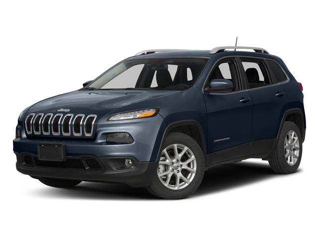 2016 Jeep Cherokee Latitude [8]