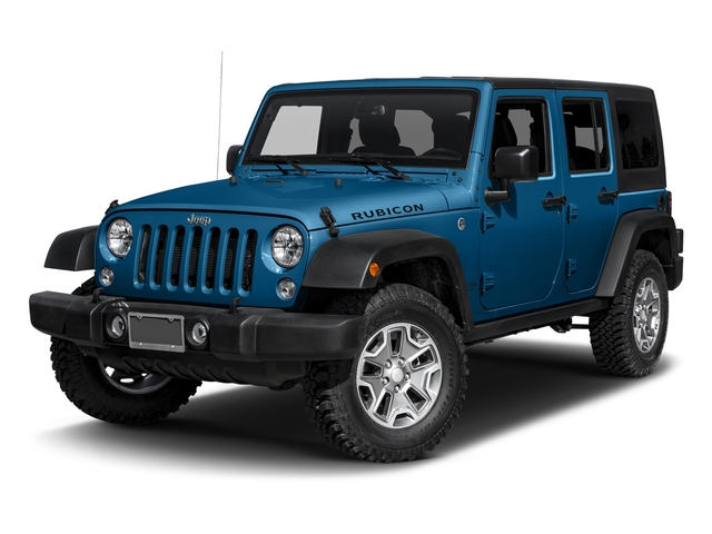 2016 Jeep Wrangler Unlimited Rubicon Hard Rock [16]