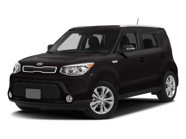 Shadow Black 2016 Kia Soul BASE Hatchback Neptune NJ