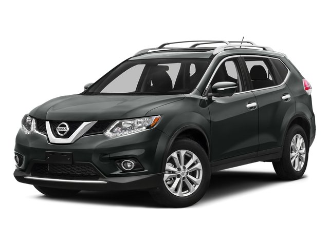 2016 Nissan Rogue S [0]