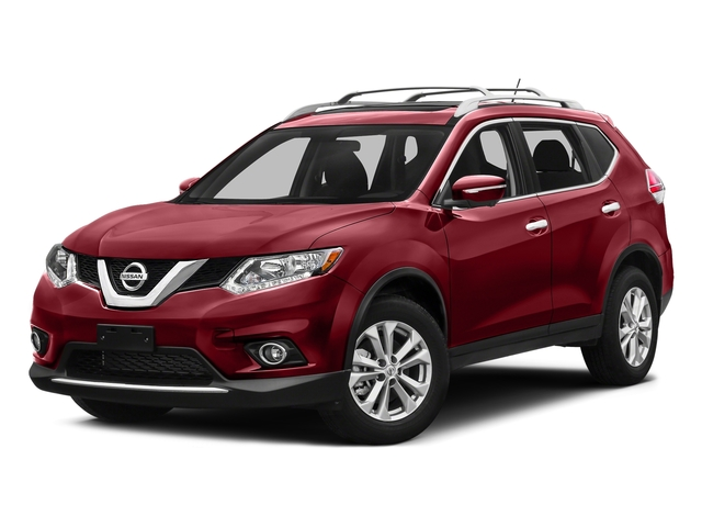 2016 Nissan Rogue AWD 4dr S [5]