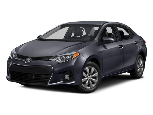 2016 Toyota Corolla S [1]