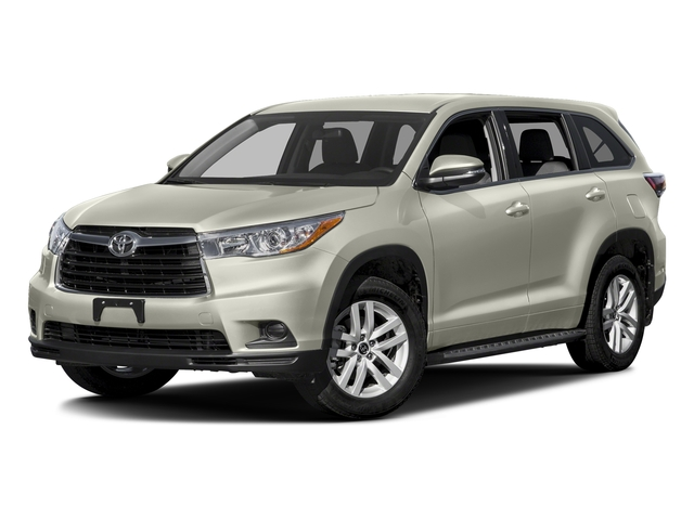 2016 Toyota Highlander LE Sport Utility