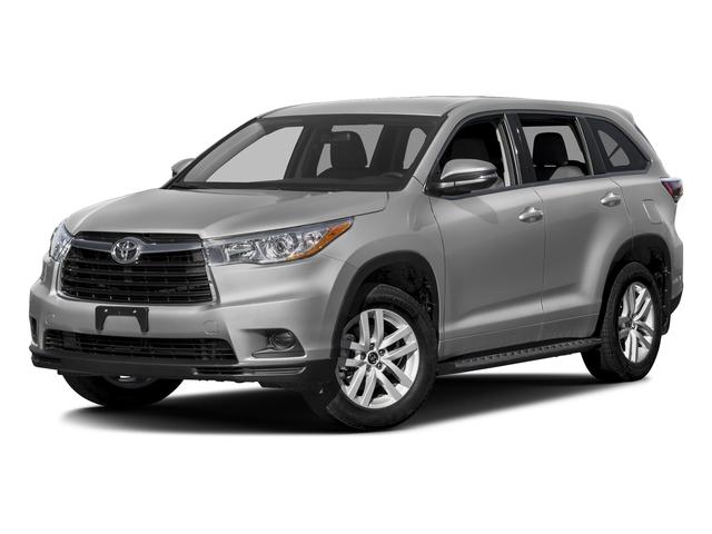 2016 Toyota Highlander LE [1]