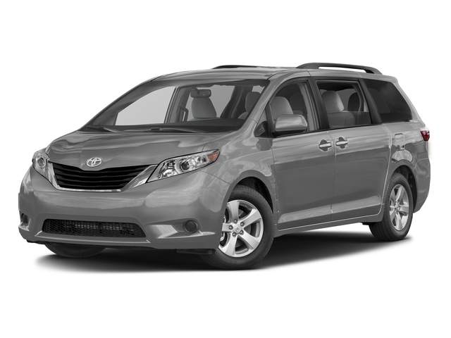 2016 Toyota Sienna LE [1]