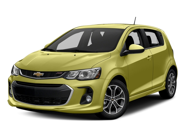 2017 Chevrolet Sonic LT for sale in Raleigh, NC