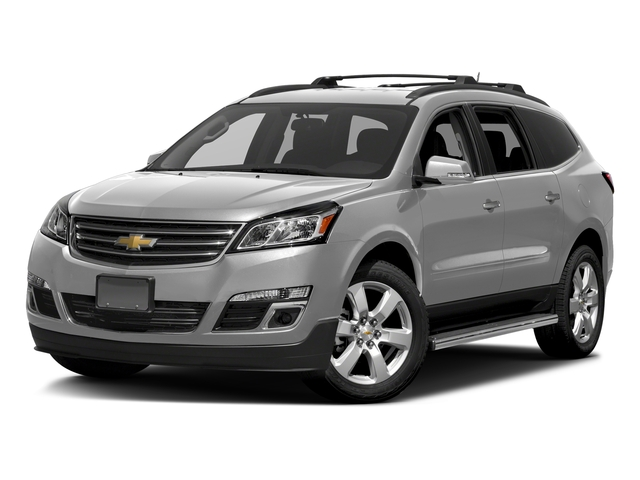 2017 Chevrolet Traverse LS [3]