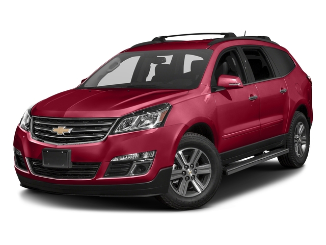 2017 Chevrolet Traverse LT Sport Utility  NC