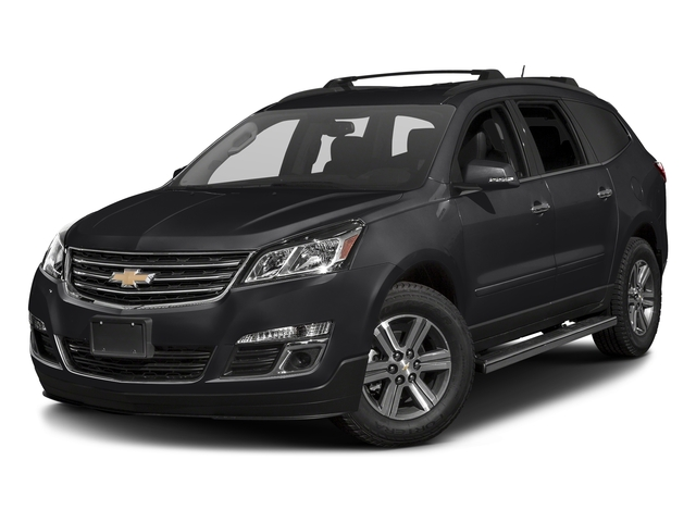 2017 Chevrolet Traverse LT [18]