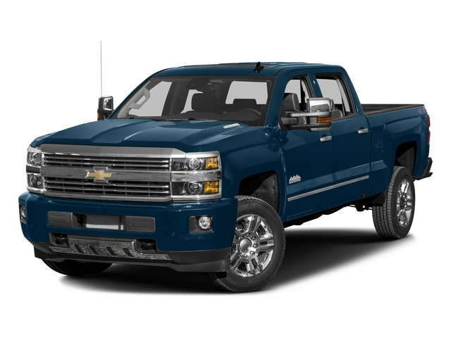 2017 Chevrolet Silverado 2500HD High Country for sale in Canyon, TX