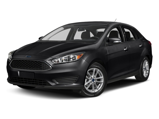 2017 Ford Focus SEL 4D Sedan Greensboro NC