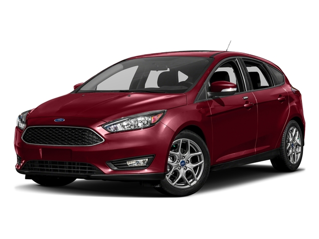 certified 2017 Ford Focus SE